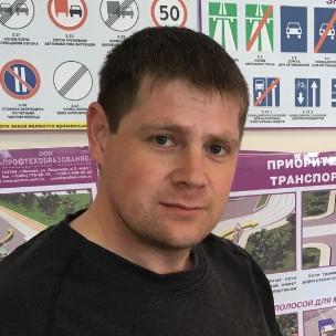 Александр Колычев - Инструктор (Toyota Corolla Р600МР)