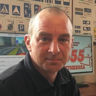 Виктор Яковлев - Инструктор (Renault Logan О051КК)