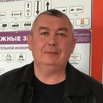 Николай Сидоренко - Инструктор (Renault Logan В209ТУ)